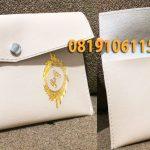 pouch souvenir nikahan