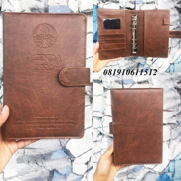 Pembuat Cover Agenda Custom